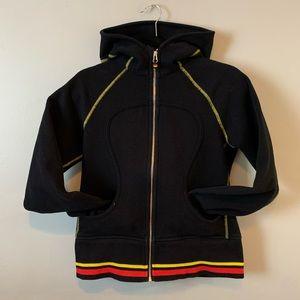 Lululemon black Special Edition olympics hoodie